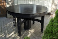 Large antique dining table Mississauga
