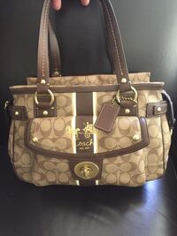 Coach bag product label.  Condition: New Glen Ellyn, 60137