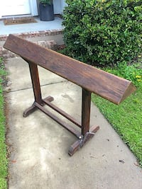 Antique Wooden Saddle Stand Charleston, 29492