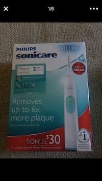 Sonic care toothbrush  Green Island, 12183