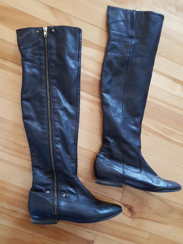 Aldo all leather boots