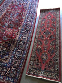 2x7FT handmade persian runner rug hallway Rockville, 20852