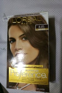 Loreal Dye hair brown