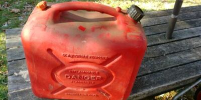 Truck gas container for your truck