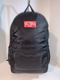 Victoria Sport Backpack (Black) Full Sized