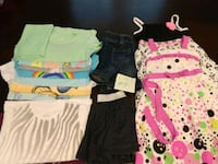 toddler's assorted clothes Laurel, 20708