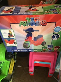 Pj mask scooter Chattanooga, 37421