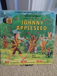 Walt Disney, Johnny Appleseed  Knoxville