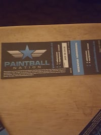 Paintball nation promos
