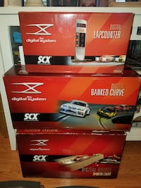 The Digital System: SCX 1:32 Scale Racing Track System Germantown, 20876