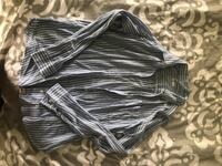Blue and white striped long-sleeved shirt Winchester, 40391