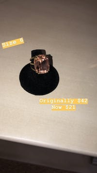 Size 6 cushion cut 4 mi