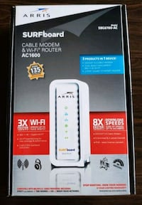 Arris Surfboard SBG700-AC Cable Modem & Wi-Fi Router Mesa, 85215