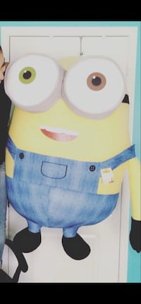 Stuffed animal - Giant life size minion  Brampton, L6R 1K8
