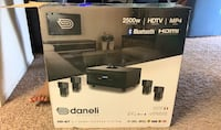 5.1 home theater system HD -67 Cheverly, 20785