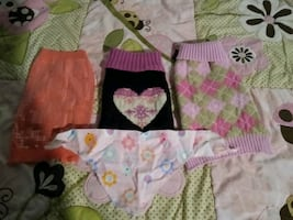 Take all Puppy clothes for $5  .00
