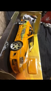 yellow and black car toy Hamilton, L9C 3G5