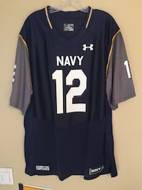 Navy Midshipmen Rivalry Jersey XXL 1958 mi
