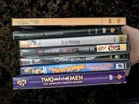 Assorted DVDs Toronto, M6A 2S7