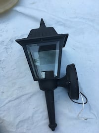 Outdoor black light fixture Sterling, 20164