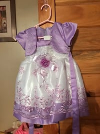 Easter Dress size 2T with tights Hudson Falls, 12839