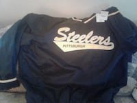 NEW WITH TAGS XXL MEN/WOMEN STEELER PULLOVER. Pittsburgh, 15226
