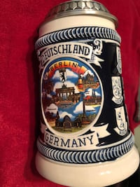 Authentic german beer glass Pompano Beach