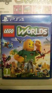 Lego Worlds (ps4) Roma, 00118