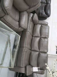 3pc Recliner set on sale brand new