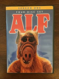 Alf Season One, Four-Disc Set 483 mi