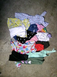 girls clothes size 6 months to 12 Guelph