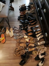 Ladies shoes size 6-7 Mississauga, L5B 3Y1