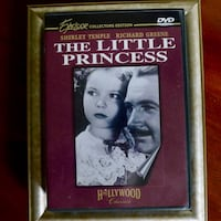 """Shirley Temple in """"The Little Princess"""" DVD (Color)  Bethesda, MD, USA"""