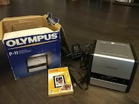 Olympus digital 4x6 photo printer Aldie, 20105