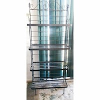 ⭐ Vintage Wrought Iron Shelving Rack Alexandria, 22309