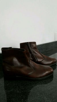 Leather boots Size 10 1/2 Norfolk, 23508