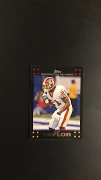 Sean Taylor football card 412 mi