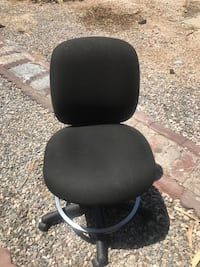 black and gray rolling chair Las Vegas, 89156