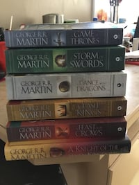 6 QUALITY SERIES LORD OF THE RINGS .              No defects or missing pages. Edmonton, T5L 0S1