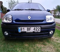 2001 Model Renault Clio Hb RXT 98hp Orman