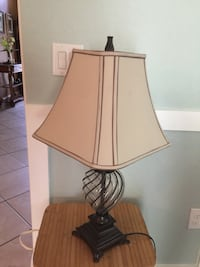 Lamp $15 Fort Myers, 33912