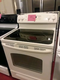 Stove electric excellent condition 4months warranty