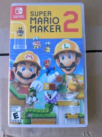 Super Mario Maker 2 Woburn, 01801