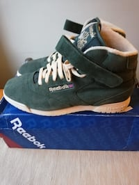Reebok classics hightop// military green suede// size 43 Oslo, 0458