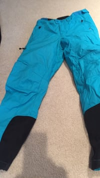 REI ski/snow pants girls size 10-12-worn once Caldwell, 07006