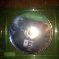 Xbox One Halo game disc Edmonton, T5Z 3H6