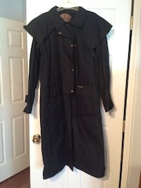 Black Oilskin Low Rider Duster never worn... Nottingham, 21236