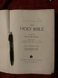 Bible from 1940's