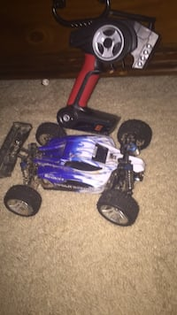blue and black RC car Rock Hill, 29732