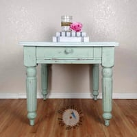 Shadowbox Side Table EDMOND